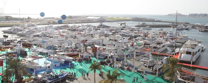 Marina Planet at Dubai International Boat Show